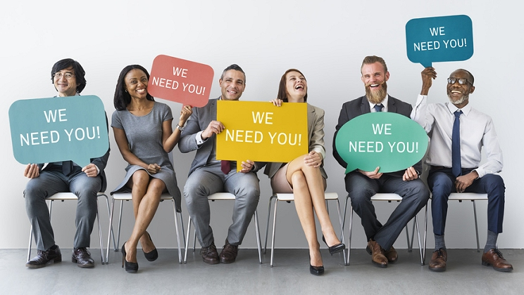 Stellenausschreibungen der Ikinger Personal- und Imageberatung für ihre bundesweiten Kanzleikunden